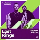 Marquee Saturdays - Lost Kings
