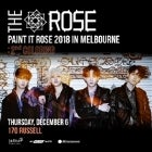 Paint it Rose 2018 in Melbourne: 2nd Coloring (South Korea) - Mixed Age Alcohol Free Show