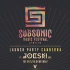 Mr Wolf & Subsonic pres. Subsonic Launch Party | Fri 24th May