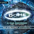 Dome Entertainment Presents . Dome The Anniversary- Edition 2007-2017