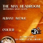 The Max Headroom 'Brotherman' Single Launch