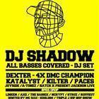 "DJ Shadow (USA)  @ Bass Boutique ""Block Party"" @ Ivy  - moved to metro"