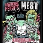 Hawthorne Heights // Mest // London Falling // Mixtape For The Drive