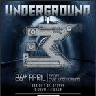 Breakthrough Events Pres: Underground