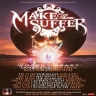 "Make Them Suffer ""World's Apart Tour"" September 2017"