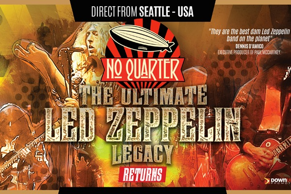 NO QUARTER (USA) - The Led Zeppelin Experience