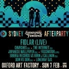 OFFICIAL LANEWAY AFTER PARTY ft. FIDLAR (LIVE) + CHVRCHES (DJ SET) + THE INTERNET (DJ SET) & MORE - SOLD OUT