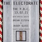 The Electorate, Bryan Estepa & Buddy Glass - live at the PBC