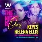 The Night Is Ours feat. Keyes & Helena Ellis