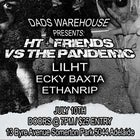 LIL HT & FRIENDS VS THE PANDEMIC