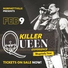 Killer Queen Experience - Rhapsody Tour