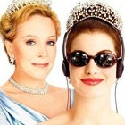 THE PRINCESS DIARIES (G)