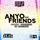 RISE & SHINE PRESENTS ANYO & FRIENDS