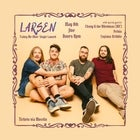 Larsen 'Eating Me Alive' Single Launch
