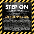 STEP ON - 4 APRIL