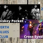 The Whiskey Pocket + Cross Eyed Cats