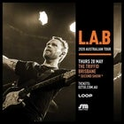 L.A.B lll Australian Album Release Tour SECOND SHOW ADDED