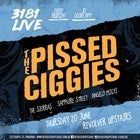3181 Live: The Piss Ciggies, The Sierras, Sapphire Street, Angelo Migyi.
