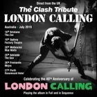 LONDON CALLING - The Clash Tribute - Direct from the UK