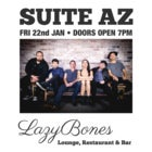Suite Az - Fri 22 Jan