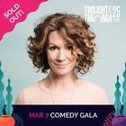 Comedy Gala - Kitty Flanagan, Luke McGregor, Randy & The Stevenson Experience | SOLD OUT