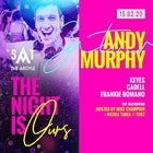 The Night Is Ours ft. ANDY MURPHY