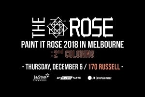 THE ROSE (South Korea) - Mixed Age Alcohol Free Show