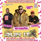 CLUB RUN IT FEAT. YO! MAFIA & DJ K-TIME