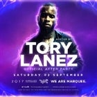Marquee Saturdays - Tory Lanez - Official After Party