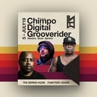 Inceptive Concepts Present Grooverider, Chimpo & Digital
