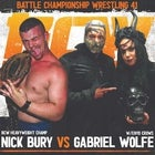 BATTLE CHAMPIONSHIP WRESTLING 41
