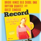 Bridie King's OLD SKOOL RNB RHYTHM QUARTET & GUEST SINGERS