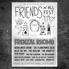 FRIENDS N ALL FESTIVAL: Frenzal Rhomb, Nerdlinger, The Flangipanis + More