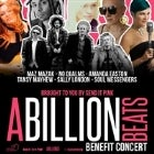 A BILLION BEATS BENEFIT CONCERT