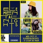 ELEMENTAL NIGHTS x COUP DE MAIN