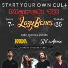 Start Your Own Cul+ with Special Guests KODA + 51st Avenue