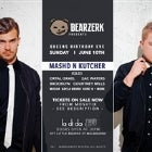 Bearzerk @ La Di Da Queen's Birthday Eve ft. Mashd N Kutcher (QLD) + MORE