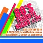 80's Tribute Night #7