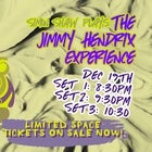 Simon Shaw plays: The Jimmy Hendrix Experience
