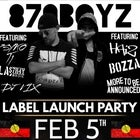 870BOYZ Label Launch Party