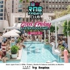 RNB Fridays Good Friday Pool Party