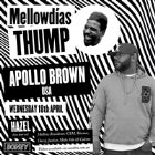 MellowdìasThump pres. APOLLO BROWN (Usa) + Häzel