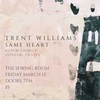 Trent Williams Album Launch
