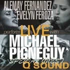 Alemay Fernandez & Evelyn Feroza sing to the music of Michael Pignéguy