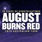 AUGUST BURNS RED (USA)
