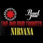 Nirvana, Pearl Jam & Red Hot Chili Peppers Tribute