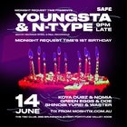 Midnight Request Time presents Youngsta & N-Type (UK)