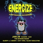 Energize: Continuous Movement