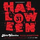 Halloween @ Villa ft. Katie Valentine