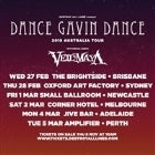 Dance Gavin Dance with Veil Of Maya Australian Tour